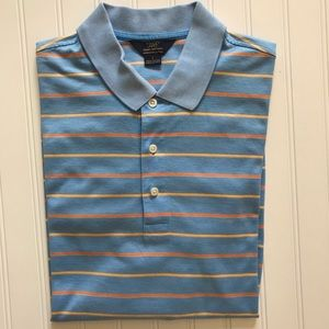 BROOKS BROTHERS 346 Three Button Polo!   L